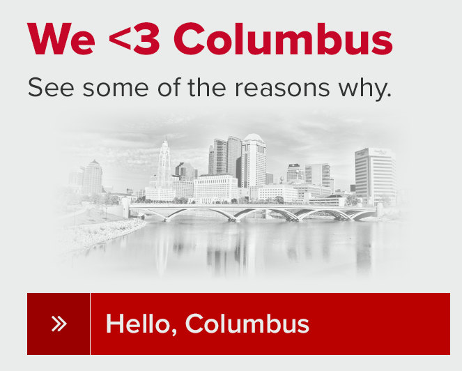Find out the reasons we love Columbus.