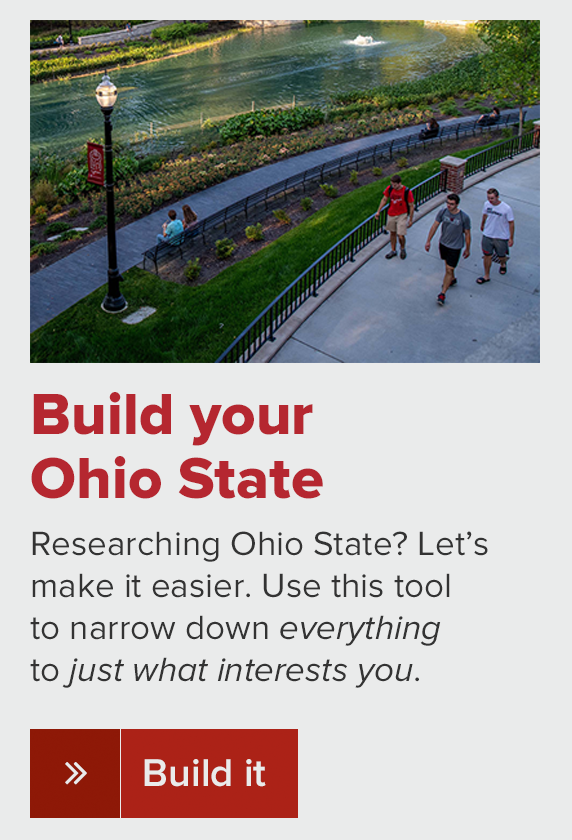 Build your Ohio State.