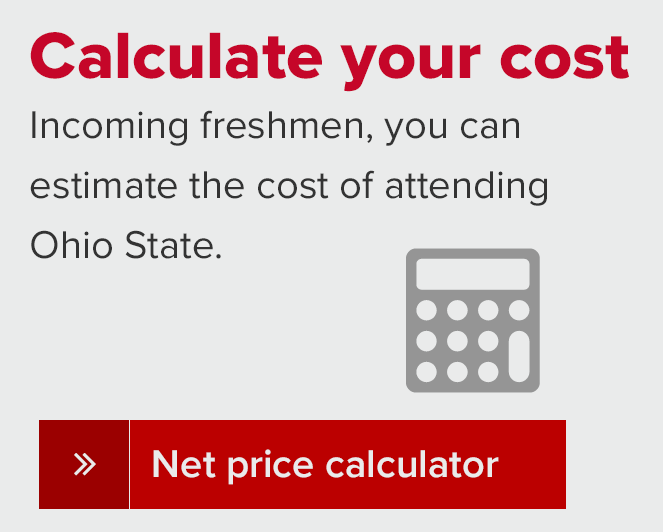 Ohio State Tuition Room And Board